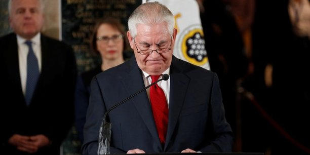 Tillerson s'inquiete de la crise ethique de la vie publique americaine[reuters.com]