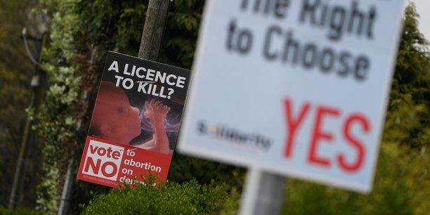 Liberalisation de l'avortement: l'avance des pro-ivg se reduit en irlande[reuters.com]