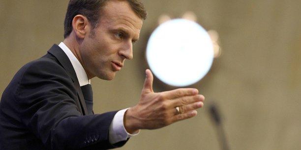 Macron condamne des actes odieux commis par israel a gaza[reuters.com]
