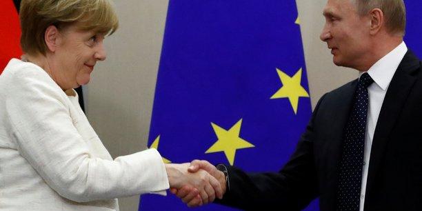 Le projet de gazoduc entre la Russie et l'Allemagne suscite la colère des Etats-Unis
