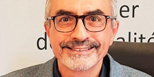 François Galinou, président d'ICPF & PSI