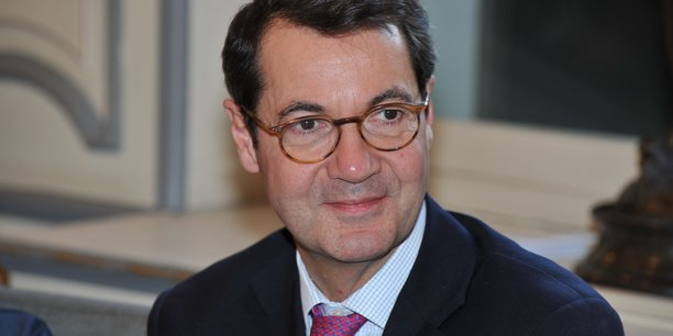 Bruno Colmant, chef économiste de la banque Degroof Petercam.