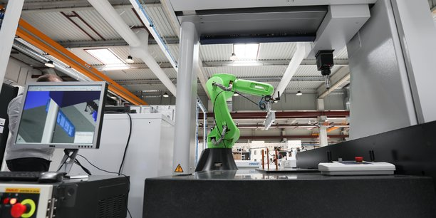 La Région Occitanie veut accompagner 400 entreprises vers l'industrie du futur