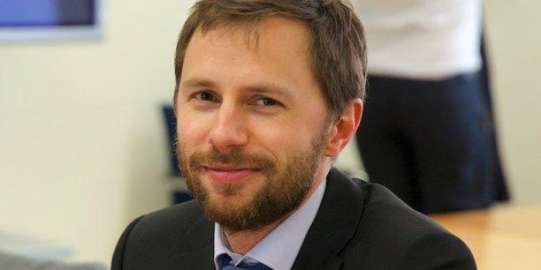 Rémi Raffard, 36 ans, est délégué à la protection des données chez la startup Famoco.