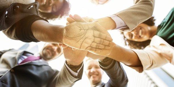 Les entreprises se mobilisent autour de l'association 60.000 rebonds