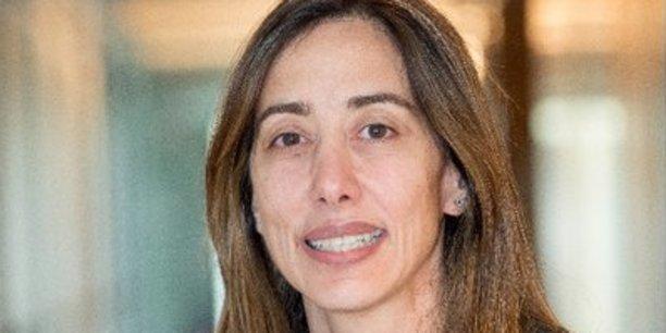 Rima Le Coguic, directrice du département Transitions énergétique et numérique à l'Agence française de développement (AFD)