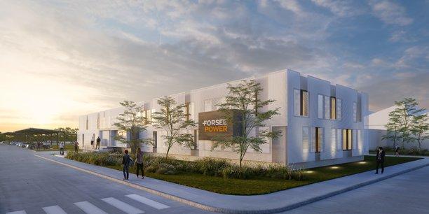La production débutera en août sur le nouveau site industriel de Chasseneuil.