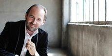 Le violoniste et chef d'orchestre Pierre Bleuse est à l'origine de cet incubateur pas comme les autres.