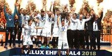 Les handballeurs du MHB sont champions d'Europe 2018.