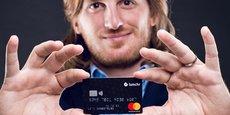Loïc Soubeyrand, CEO de Lunchr, a lancé son produit Mastercard en janvier 2018