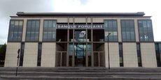 Siège de la BPACA quartier La Bastide, sur la rive droite de Bordeaux;