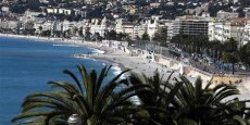 Vue de Nice Copyright Reuters