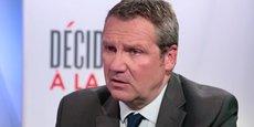 Dominique Guérin, directeur général de FDI Groupe