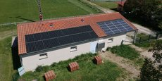 Le 11 juin prochain, Icea inaugurera sa première centrale photovoltaïque installée sur le gymnase de Donneville.