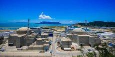 EDF détient une part de 30% du projet et CGN 70%. En Chine, les deux énergéticiens EDF et CGN sont associés dans la construction de deux réacteurs EPR.