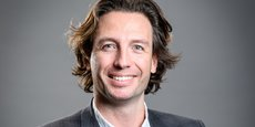 Alexandre Tepas, Directeur général d'Urgo Medical France.