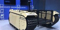 Ces robots pourraient être achetés dès 2019 sur étagère à la société estonienne Milrem Robotics sans avoir fait l'objet d'une francisation, pour être mis en service en 2021.