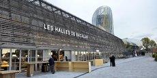 Les halles de Bacalan, à Bordeaux, ont ouvert leurs portes fin 2017.