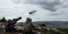En 2018, l'armée de terre doit réceptionner 100 missiles MMP ainsi que 125 postes de tir.
