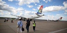Le plan de licenciement préparé par le management de South African Airways vise quelque 118 salariés d'Air Chefs, la branche Restauration de la compagnie.