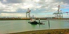 L'axe Paris-Le Havre représente 50% du trafic fluvial du pays.