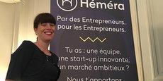 Rachelle Sorin, directrice France de la Banque nationale du Canada