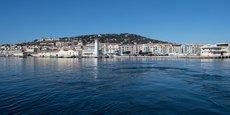 Le Port de Sète : 18,9 M€ de chiffre d'affaires en 2017 sur ses trois métiers du commerce, de la pêche et de la plaisance
