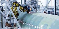 Grâce à ces nouvelles technologies, nous produisons nos avions de manière plus efficiente, ce qui constitue un facteur essentiel à l'augmentation des cadences de production », a déclaré le nouveau président d'Airbus Commercial Aircraft, Guillaume Faury.