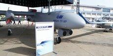 Les Heron TP doivent remplacer des drones israéliens Heron 1 que l'armée allemande utilise actuellement en Afghanistan et au Mali.