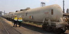 Zambia Railways Limited assure aujourd'hui la desserte des ports régionaux de Durban et de Richards Bay en Afrique du Sud ; de Beira e de de Nacala au Mozambique ; et de Dar es Salam en Tanzanie.