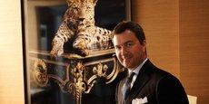 Alessandro Patti, directeur général de Cartier Afrique.