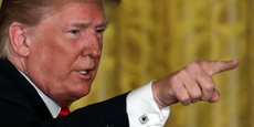 Le président des Etats-Unis montre selon Charles-Philippe David une voie qui n'est que celle qui mène à Donald Trump.