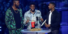 BLACK PANTHER ET STRANGER THINGS TRIOMPHENT AUX MTV AWARDS