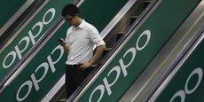 Selon Gartner, Oppo était le numéro 5 des fabricants mondiaux de smartphones au premier trimestre 2018, avec une part de marché de 7,3%.
