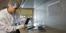 55% des petits satellites lancés à ce jour l'ont été depuis l'Amérique du Nord.