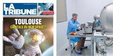 La Tribune sort son cahier spatial ce jeudi 21 juin.
