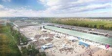 Le nouveau parc des expositions de Toulouse, le MEETT, devait accueillir le MEETT In Space en juin prochain.