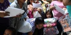 MIGRANTS AUX USA: DES PARENTS EN QUÊTE DE LEURS ENFANTS SÉPARÉS