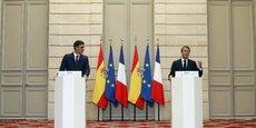 MIGRANTS: MACRON POUR DES SANCTIONS CONTRE DES ÉTATS EUROPÉENS
