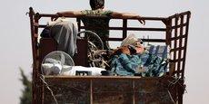 LES USA DISENT AUX REBELLES SYRIENS DE NE PAS MISER SUR LEUR AIDE