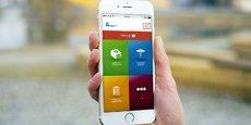 Ange 112 commercialise une application mobile rassemblant vos principales données de santé.