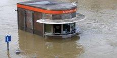 Les dégâts causés par les intempéries de ces dernières semaines ont été évalués à 430 millions d'euros par la Fédération française de l'assurance (FFA).