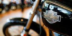 Harley estime que les tarifs douaniers européens vont se traduire par une hausse des coûts comprise entre 30 et 45 millions de dollars pour le reste de 2018 et d'une hausse de 80 à 100 millions de dollars en année pleine.