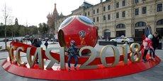 La Russie a investi en tout environ 11 milliards de dollars (860 milliards de roubles) entre 2013 et 2018 pour se préparer à la Coupe du monde.