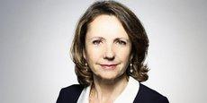 Marie-Ange Debon, patronne pour la France, l'Italie et l'Europe Centrale chez Suez.