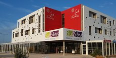 Le magasin Bio&Sens a ouvert ses portes début juin en lieu et place des Halles Gourmandes Fou de Sud, à Pérols (34).