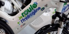 Un vélo à hydrogène.