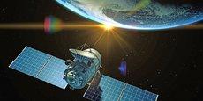 Le satellite fournira aux scientifiques et aux météorologues des mesures directes à intervalles réguliers.