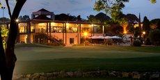 Le Domaine intègre un vaste complexe hôtelier et de loisirs