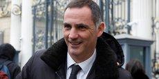 Gilles Simeoni, président de la Collectivité de Corse (CdC), l'exécutif corse.
